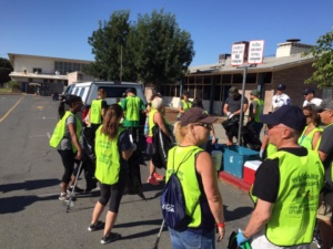 Antioch Neighborhood Clean up