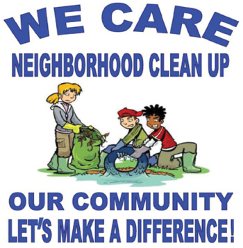 Antioch Neighborhood Cleanup