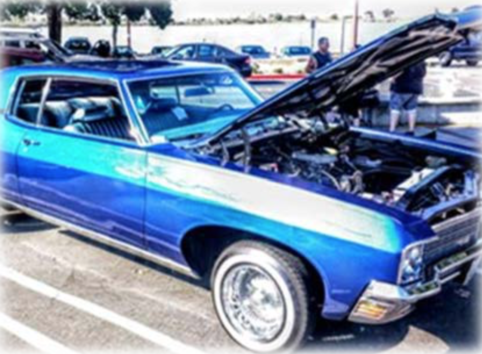 Antioch Recreation and the Antioch Senior Citizens Club present a Hot Summer Night Car Show Fundraiser
