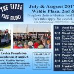 Summer Concert Downtown Antioch Waldie Plaza Last Event