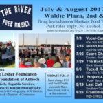 Antioch Summer Event – Free Concert by the River at Waldie Plaza