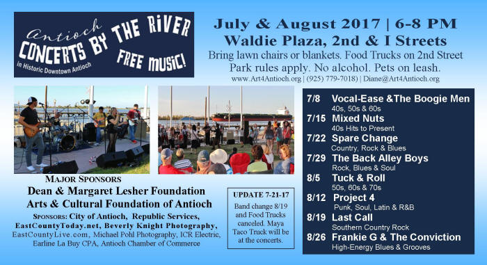 Antioch Concerts By The River