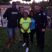 antioch city national night community event