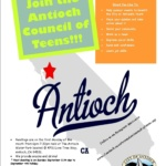 Antioch Council of Teens Monthly Meeting