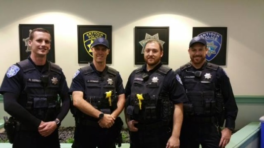 Antioch Police Dept Nurse and EMT