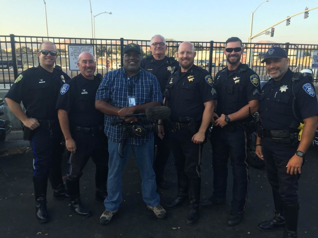Antioch Police Drivers Behaving Badly