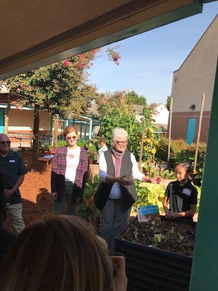Antioch Elementary welcome Terri Tchorzynski