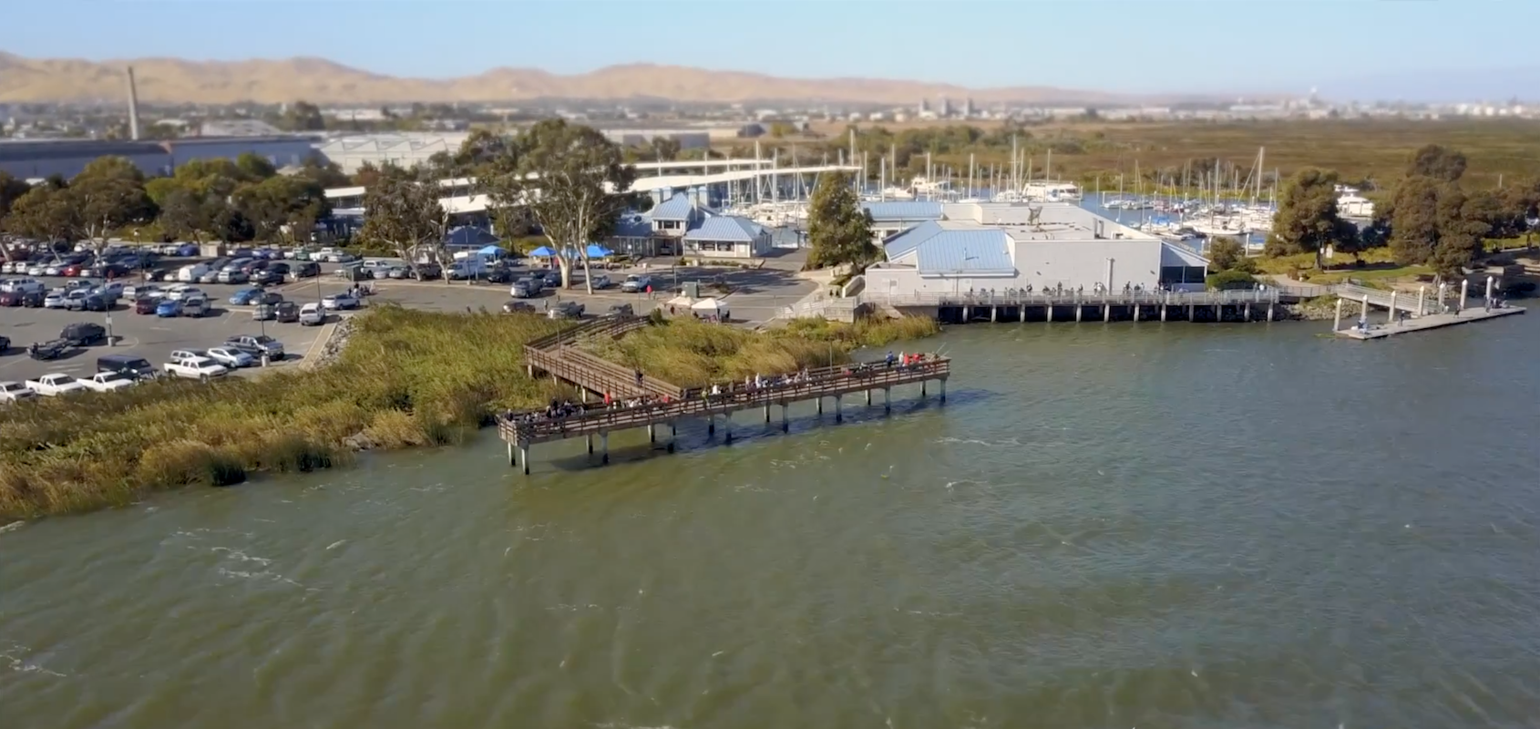 Launch your boat or fish at the antioch marina antioch for Antioch fishing report