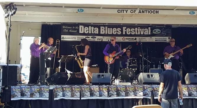 Antioch Delta Blues Festival Waldie Plaza