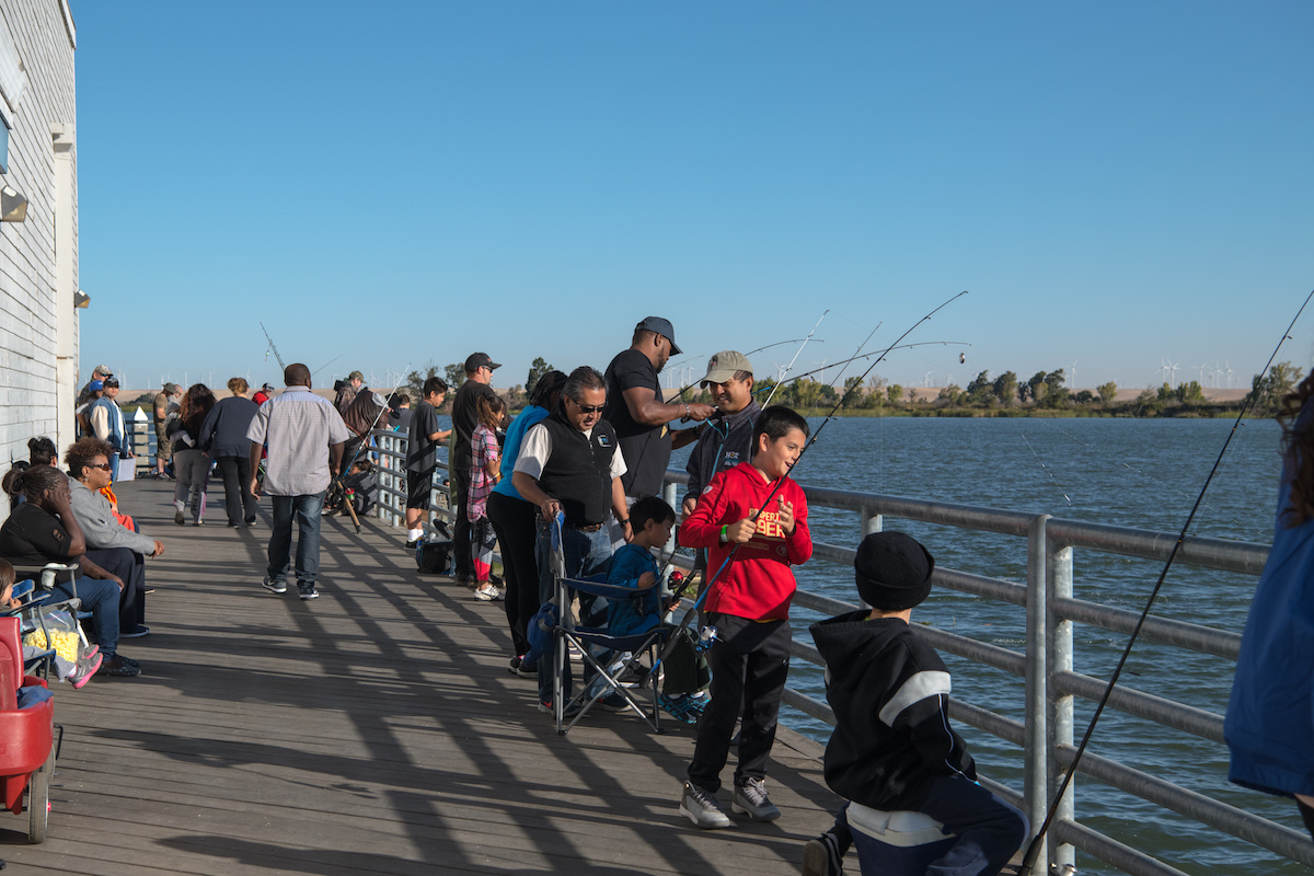 Antioch Kids Fishing Derby