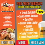 LAST CALL – Food Truck Thursdays
