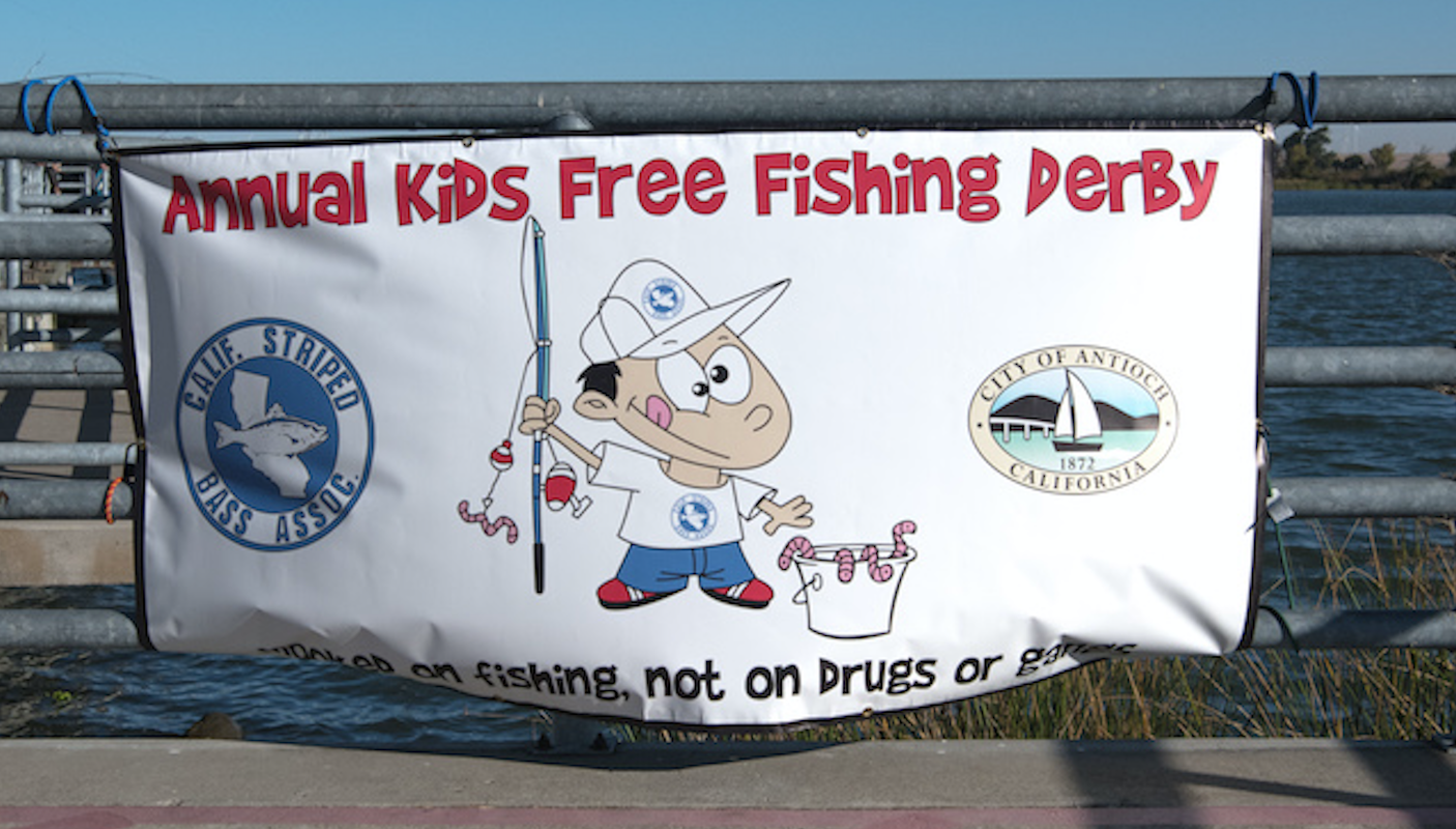 Antioch Annual Kids Fishing Derby