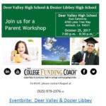 College Funding Coach Workshop
