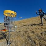 Disc Golf Demo Day