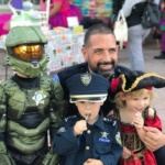 Trick or Treat with the Antioch Police Department