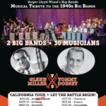 Musical Tribute to the 1940s Big Bands – 1940s Battle of the Big Bands