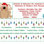 Artisan's & Howliday Pet Adoption Fair