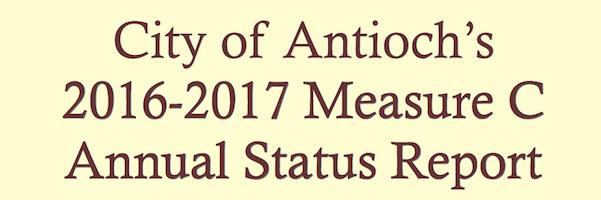 Measure C Annual Report