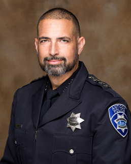 Antioch Police Department Chief Tammany Brooks