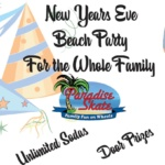 New Years Eve Family Beach Party
