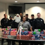 Antioch Police Department Holiday Giveaway