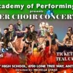 Deer Valley Academy of Performing Arts Presents Winter Choir Concert