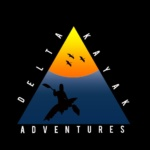 Sunset Paddle Tour with Delta Kayak Adventures