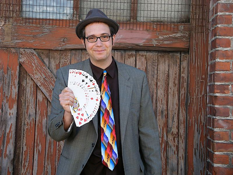 Magic with Mike Della Penna