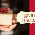 Giving Matters at the Somersville Towne Center