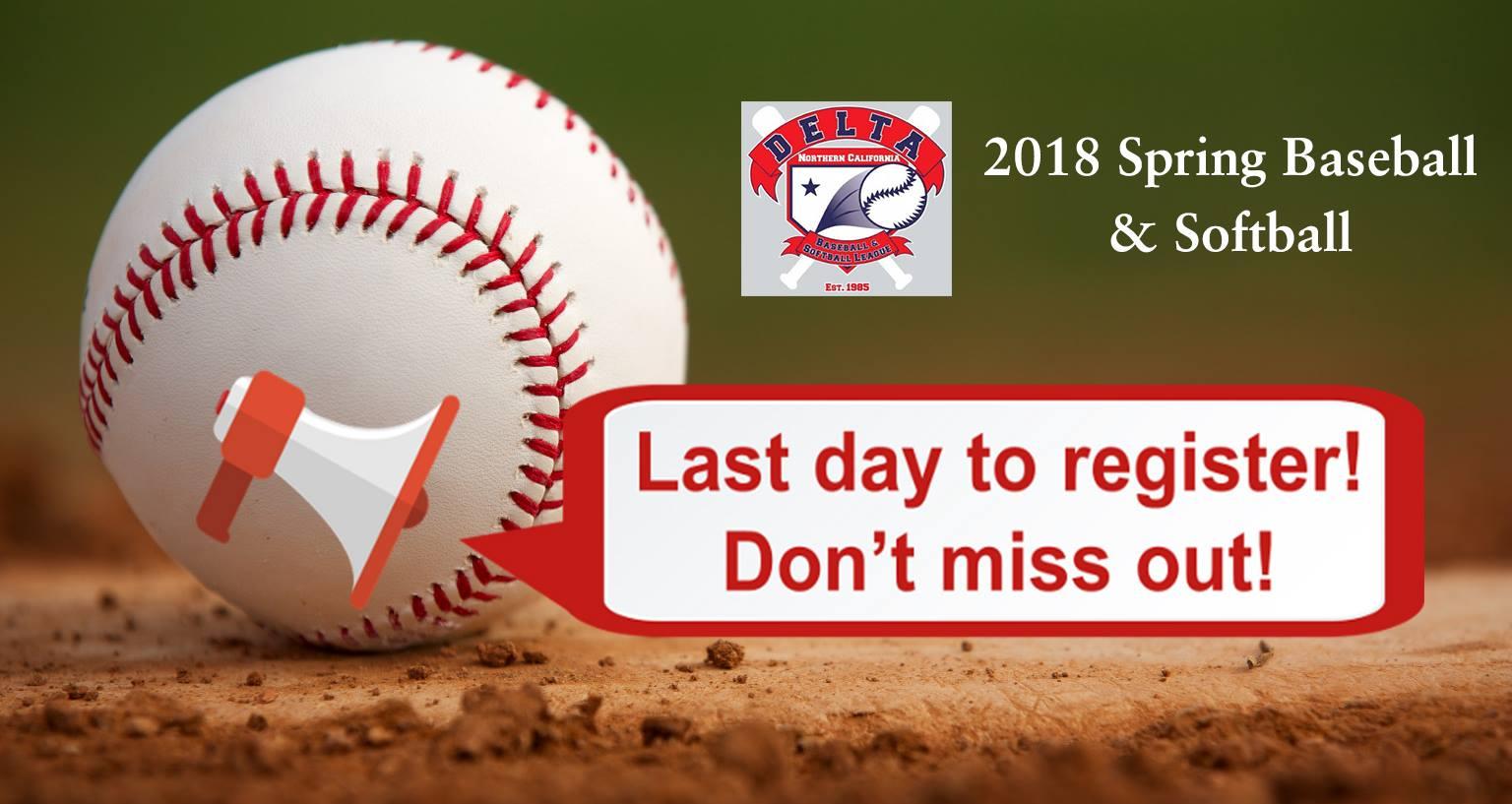 Delta Baseball and Softball League