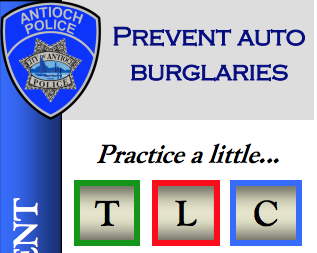 Antioch Police Department TLC