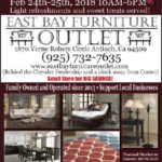 East Bay Furniture Outlet Grand Opening