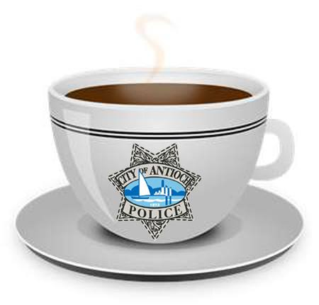 Antioch Police Department - coffee with the cops