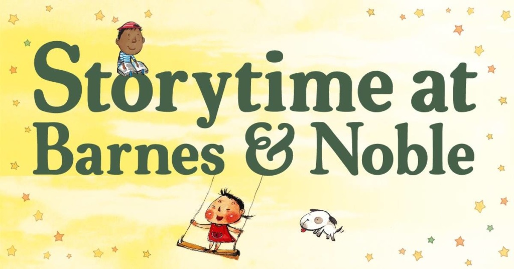 storytime at barnes & noble
