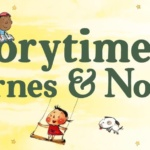 Saturday Storytime at Barnes & Noble