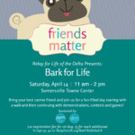 Relay for Life of the Delta Presents: Bark for Life