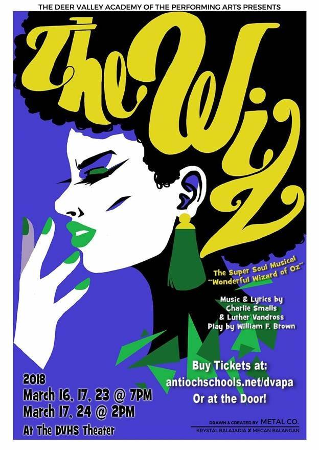 DVHS Spring Musical The Wiz