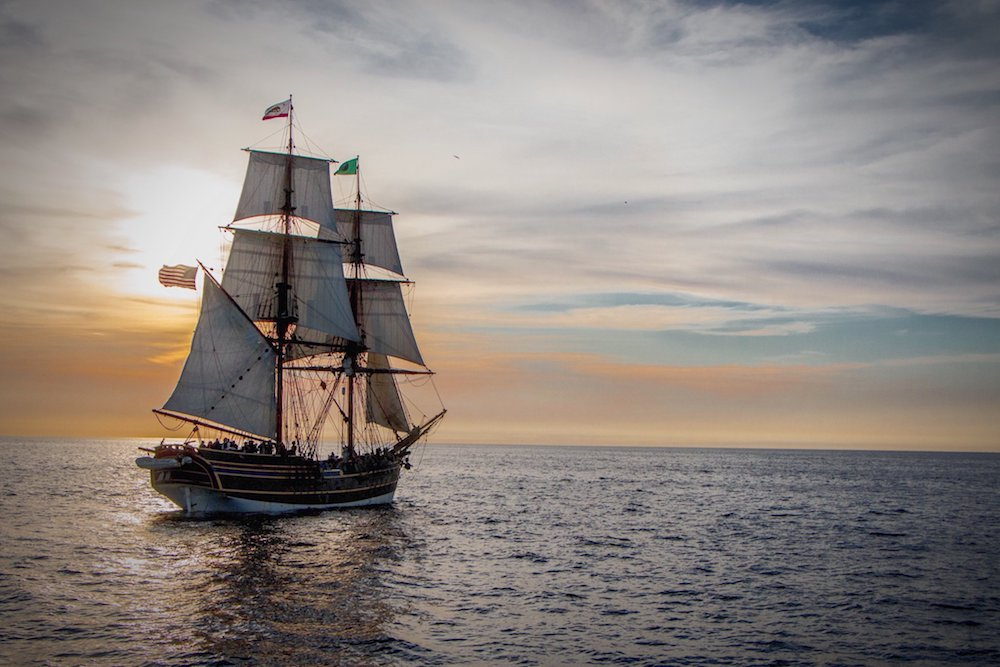 Tall Ships - Grays Harbor Historical Seaport