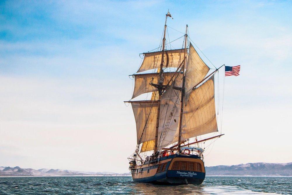 Tall Ships - Grays Harbor Historical Seaport