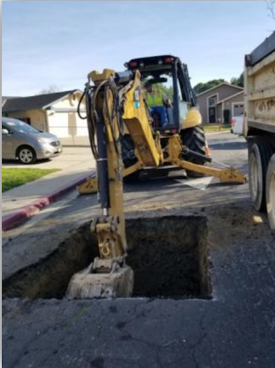 Water Distribution - Antioch Public Works