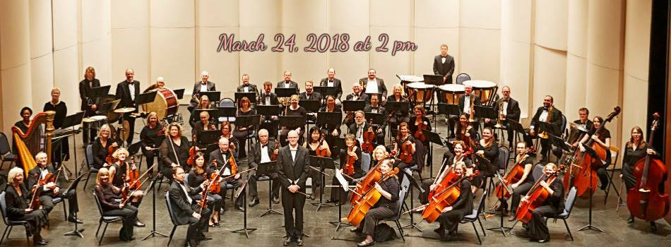With A Song And A Smile - The Contra Costa Chamber Orchestra