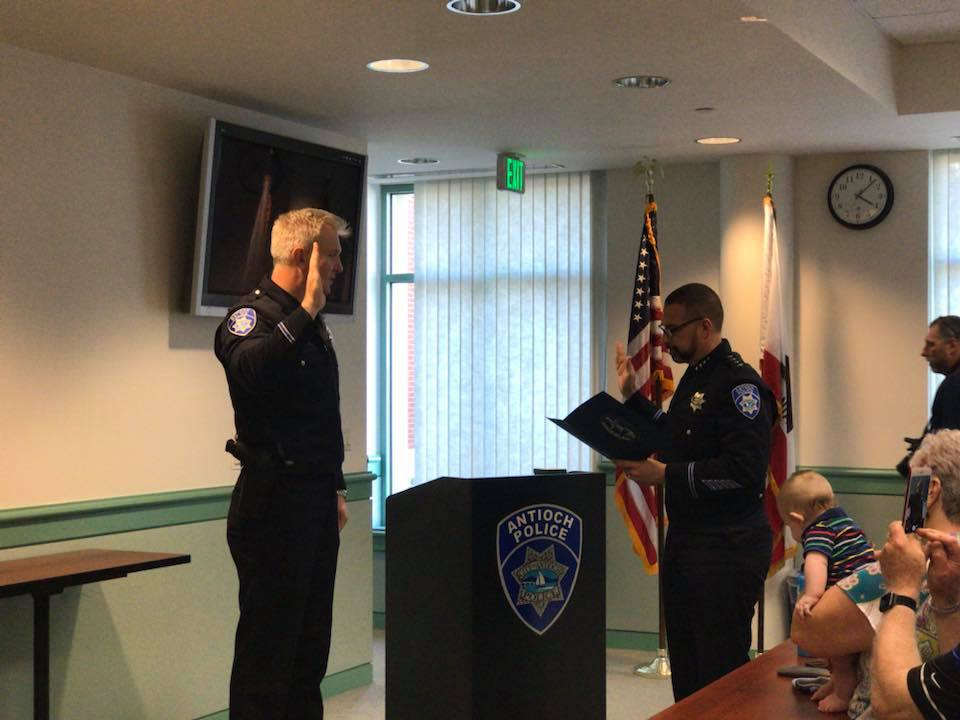 Antioch Police Department - Officer Nicholas Shipilov