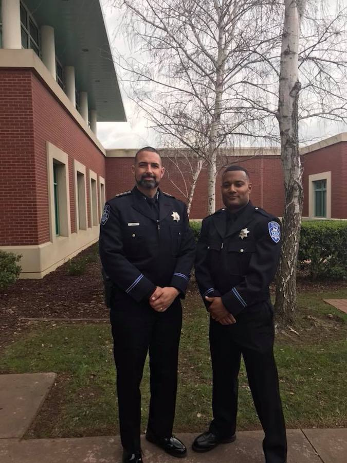 Antioch Police Department - Officer Price Kendall 2