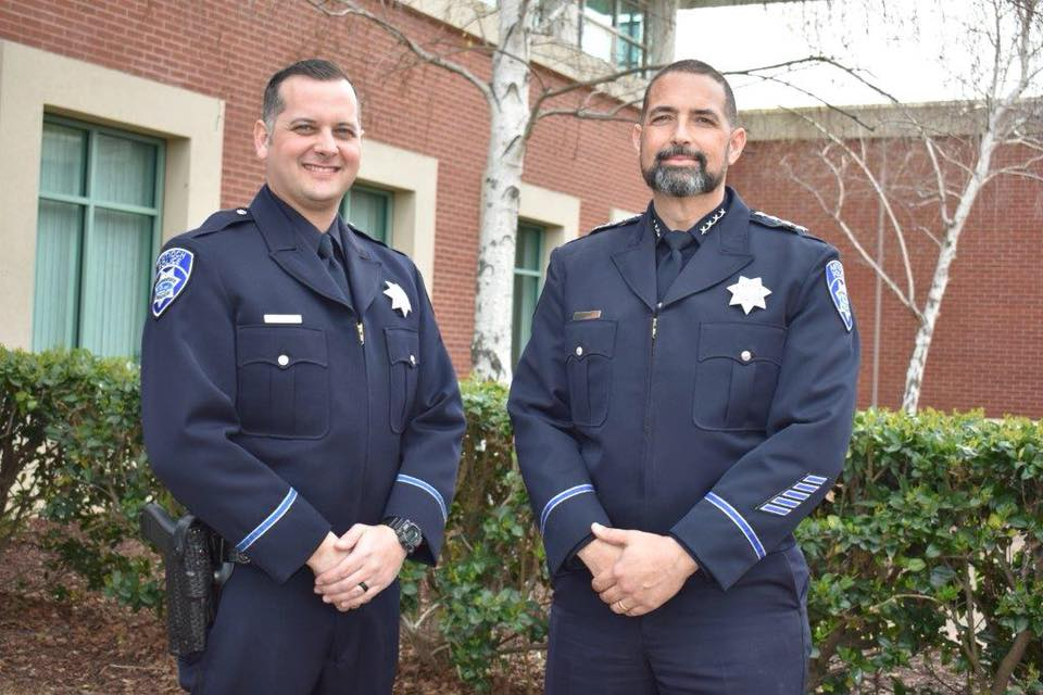 Antioch Police Department Welcomes New Officers - Antioch on