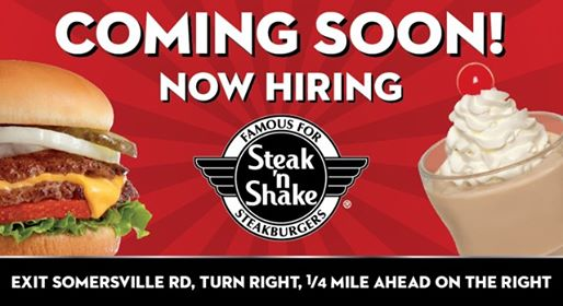 Steak 'n Shake Somersville Towne Center