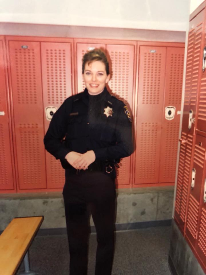 Captain Diane Aguinaga of Antioch Police Department