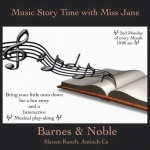 Miss Jane's Musical Storytime