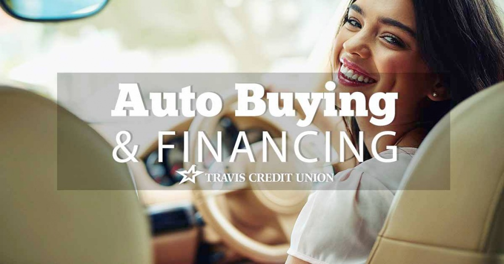 Buying A Car With Credit Union Financing