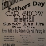 Rivertown Fathers Day Car Show