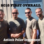 Antioch Police department SWAT Fitness Challenge